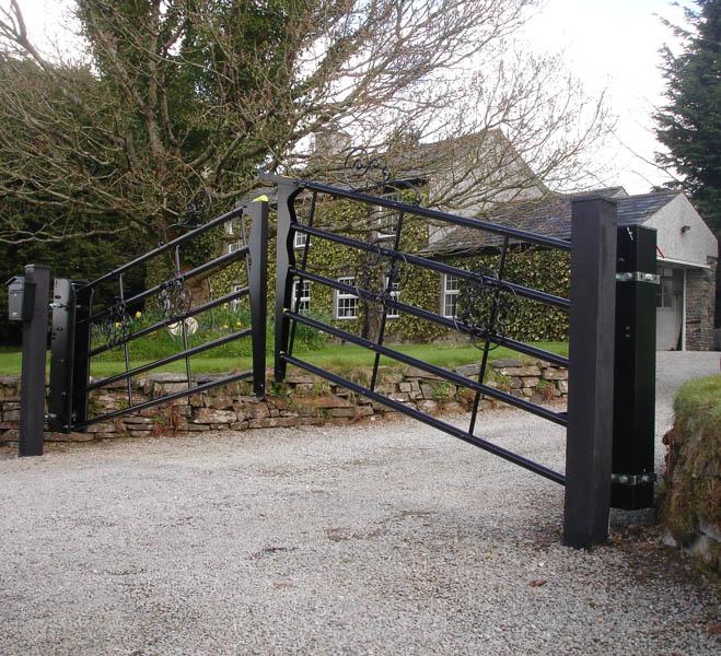 Westcountry Gates Vertical Gates In Devon Amp Cornwall