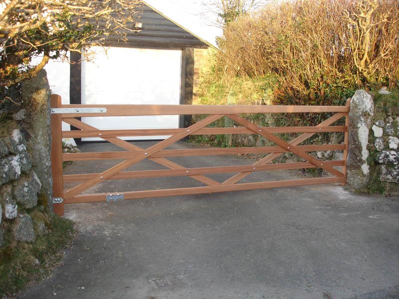 Westcountry Gates Wood Gates Wooden Gates Timber