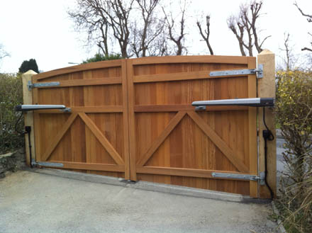 Westcountry Gates Wood Gates Wooden Gates Timber